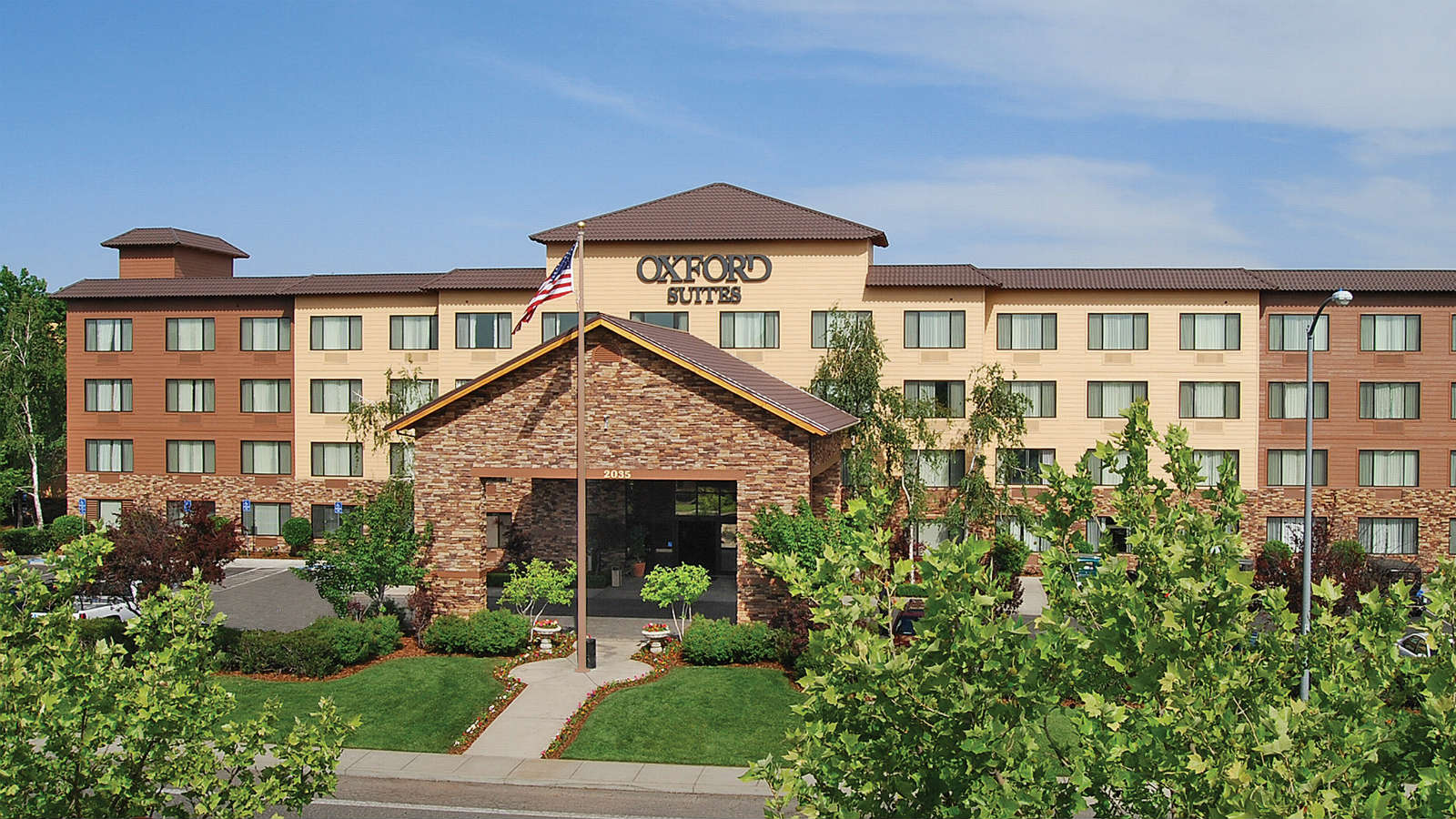 Chico Hotels Oxford Suites Chico Hotel
